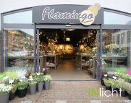 Bloemenzaak Flamingo